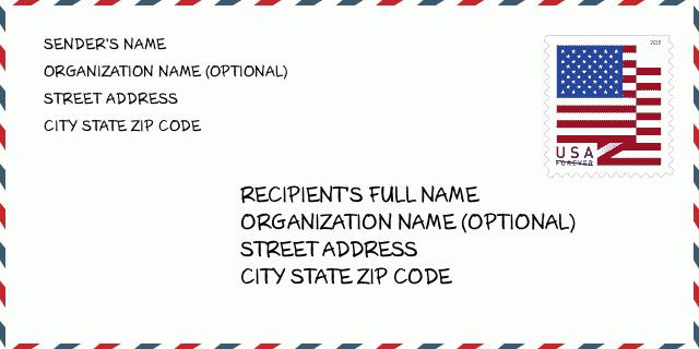 California United States ZIP
